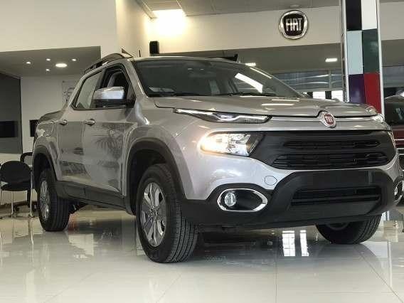 Nueva Fiat Toro Anticipo Y Cuotas $36.300 Cuotas Tasa 0% R-