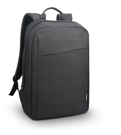 Lenovo - Backpack Negra Para Laptop 15.6