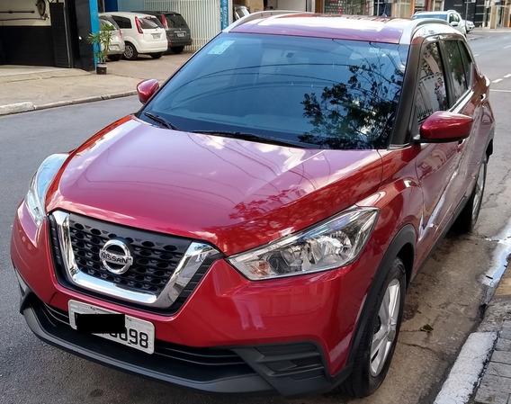 Nissan Kicks S 2018 Automático Único Dono Impecável, Lindo