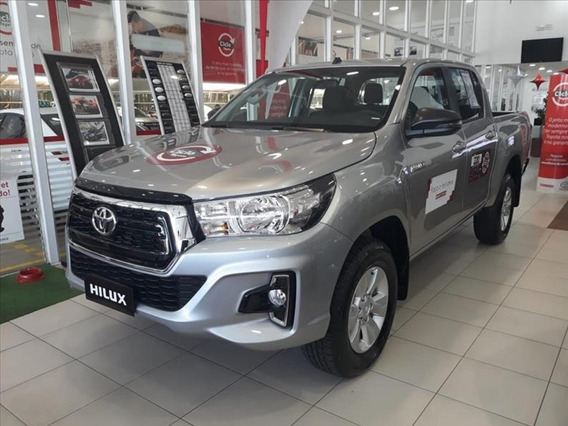 Toyota Hilux Sr 2.8 4x4 Cd 16v Diesel 4p Aut 2020/2020 0km