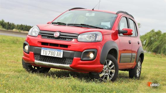 Fiat Uno Way 0km . Financiado. Tomamos Tu Usado . Solo Dni D