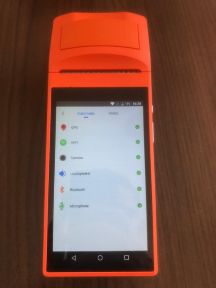Impressora Térmica Android - Sunmi V1s W5920