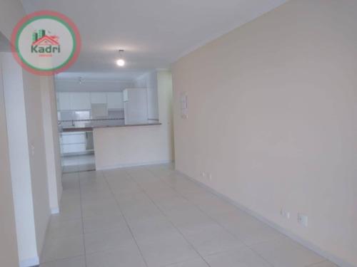 Apartamento Com 3 Dormitórios À Venda, 136 M² Por R$ 560.000,00 - Aviação - Praia Grande/sp - Ap5126