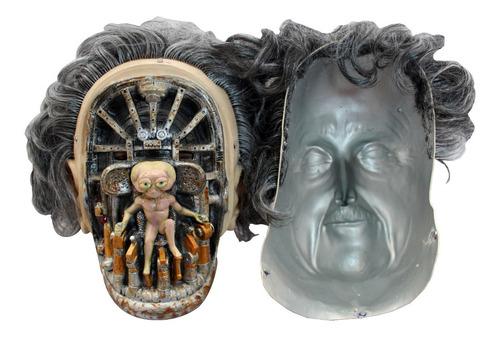 Imagen 1 de 4 de Máscara Arquilian Control Hombres De Negro
