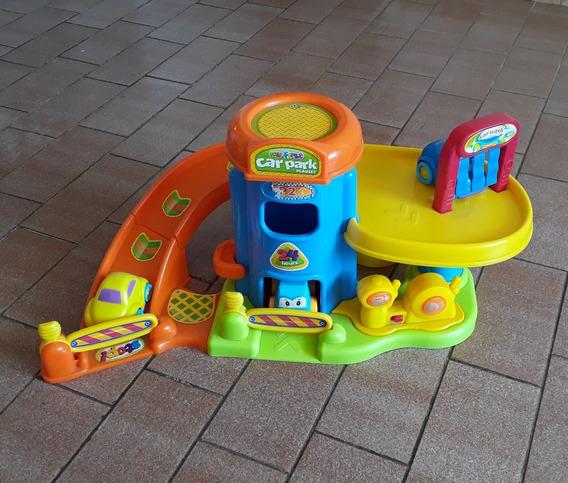 Remato Pista Cars Whas Para Niños (usada)