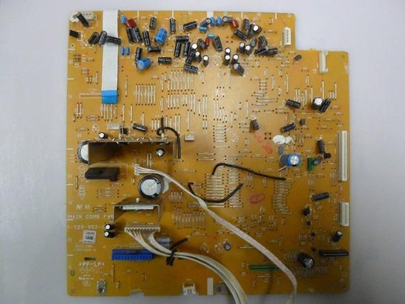 Placa Principal Sony Mhc Gt444 Main Defeito
