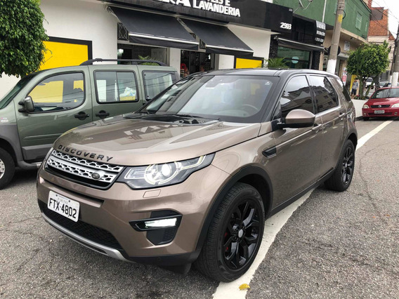 Land Rover Discovery Sport Hse 7lugares Blindada