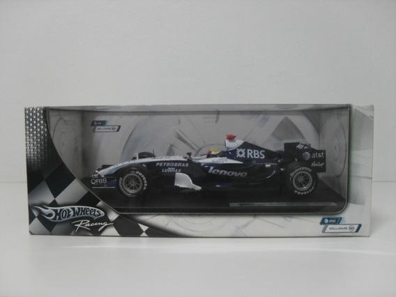 Williams Fw29 - Nico Rosberg - 2007 - Hot Wheels 1/18