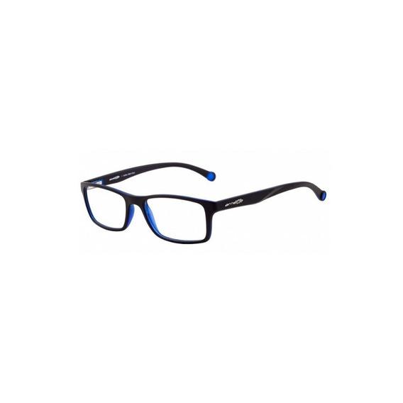 Arnette Track An7073l 2248 53 - Preto Fosco/azul