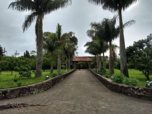 Chácara Com 4 Dormitórios À Venda, 60500 M² Por R$ 1.600.000,00 - Parque Da Torre - Piedade/sp - Ch0002
