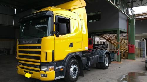 Scania G114 330 - 2002 (excelente Oportunidade)