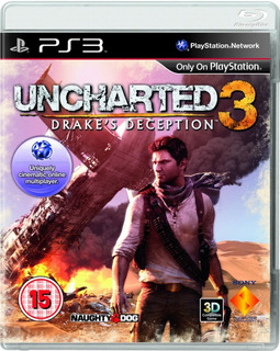 Juego Ps3 Uncharted 3 - Fisico - Castellano - Cordoba