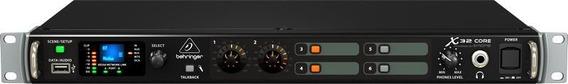 Mixer Digital Com 16 Canais X32 Core Bivolt Behringer
