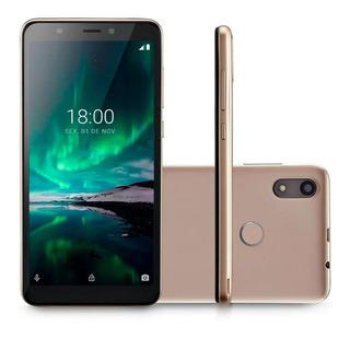 Smartphone Multilaser F Pro 4g 16gb Tela 5,5 P9119 Dourado