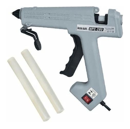 Kit 2 Pistolas De Cola Quente Hikari Hpc 280