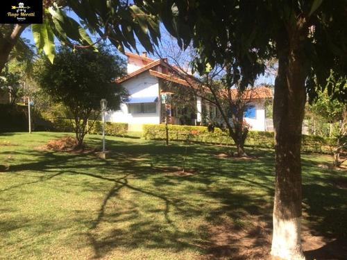 Excelente Chácara Á Venda No Condomínio Green Ville - Ch00120 - 68431759