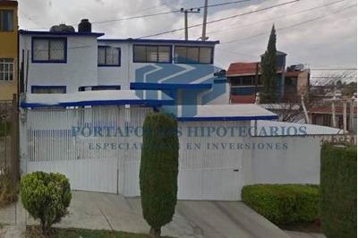 Casa Adjudicada Sin Posesión, Entrega En 7 Meses, Atizapan