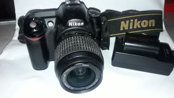 Câmera Nikon D50