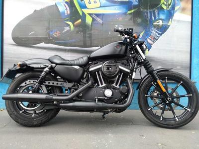 Harley Davidson Iron 883 Ano 2019 7 Mil Km