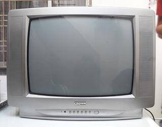 Televisor Crown Mustang 20pulgadas Control + Soporte