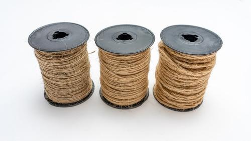 Kit 3 Bobinas Yute Fino(1.5mm), Mediano(2.5mm) Y Grueso(4mm)