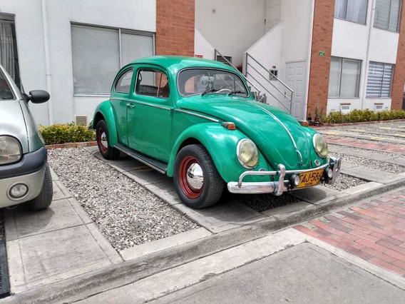 Volkswagen Escarabajo 1953