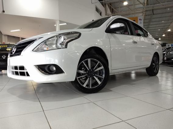 Nissan Versa 1.6 16v Sl Aut. 4p