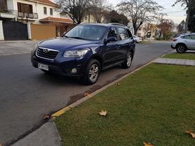 Hyundai Santa Fe Full 4x2 At 2.4cc