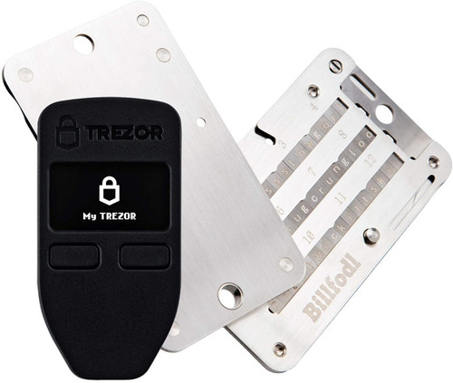 Trezor One + Billfodl Pack Distribuidor Oficial