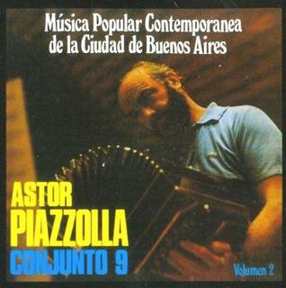 Vinilo - Musica Popular Contemporanea Vol. 2 - Piazzolla
