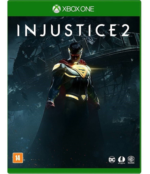 Injustice 2 - Xbox One Lacrado