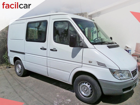 Mercedes Benz Sprinter 313 2011 Diesel Excelente Estado!!