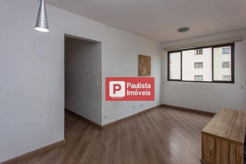 Apartamento Com 2 Dormitórios À Venda, 51 M² Por R$ 420.000 - Bosque Da Saúde - São Paulo/sp - Ap29160