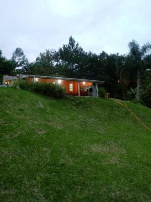 Sítio À Venda, 1200 M² Por R$ 125.000 - Santa Tereza - São Pedro De Alcântara/sc - Si0001