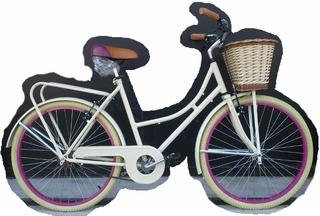 Bicicleta R26 Vintage De Paseo 1 Vel