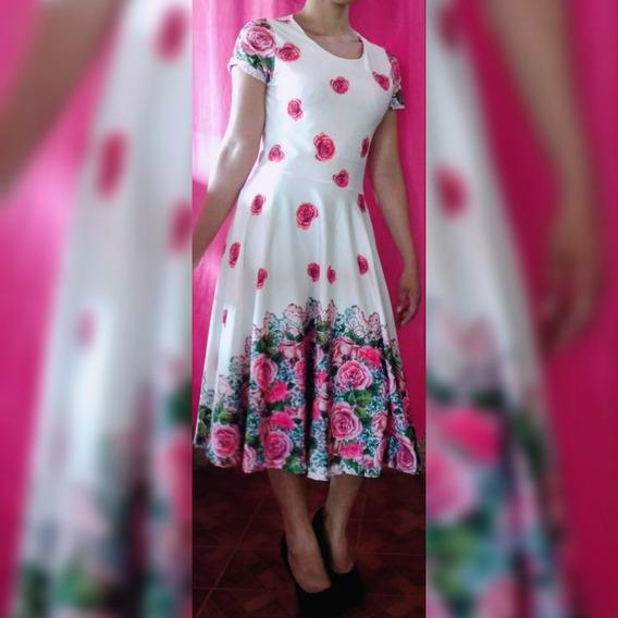 Vestidos Midi Moda Evangélica