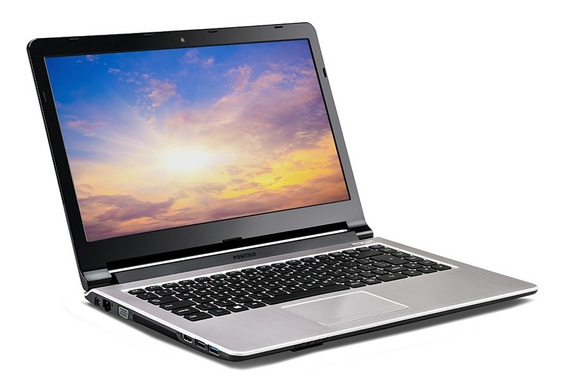 Notebook Positivo Premium Xs4005 Celeron 2gb 500gb 14 Win8