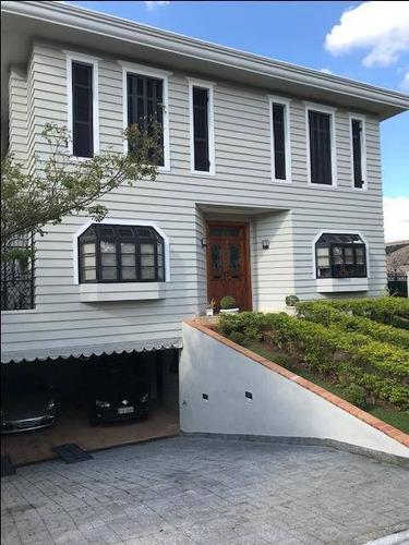 Casa Para Alugar, 474 M² Por R$ 25.000,00/mês - Centro De Apoio Ii (alphaville) - Santana De Parnaíba/sp - Ca0255