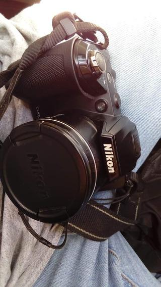 Cámara Fotográfica Nikon Coolplix L3100 (cargador ,memoria)