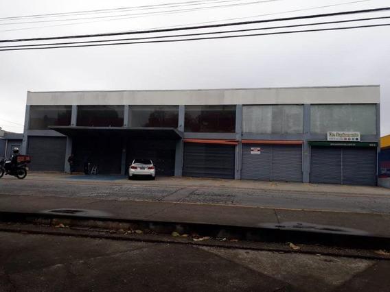 Galpão Comercial Para Locação, Alto Ipiranga - Mogi Das Cruzes - 1000