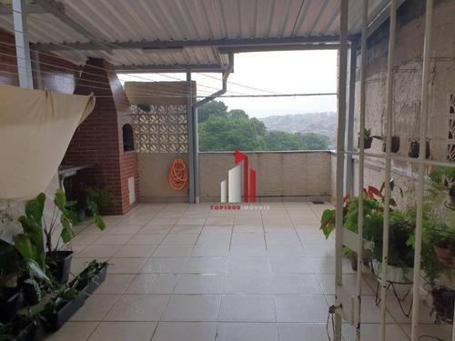 Imagem 1 de 14 de Sobrado Com 4 Dormitórios À Venda, 142 M² Por R$ 695.000,00 - Freguesia Do Ó - São Paulo/sp - So0288