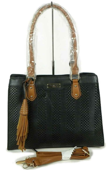 Bolsa Feminina Sys Fashion 9042 Shop Couro Sintético Textura