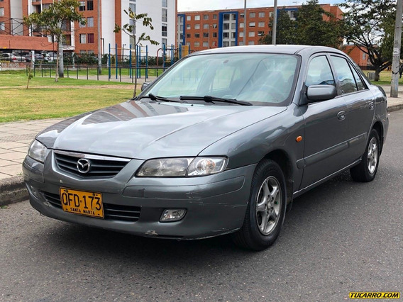 Mazda 626 Milenio 2000cc At Aa Ab Abs Dh