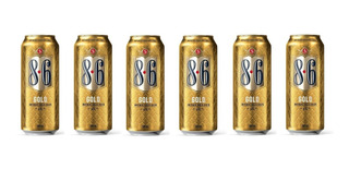Cerveza Bavaria 8.6 Gold Pack X 6 X 500ml. ( Holanda)