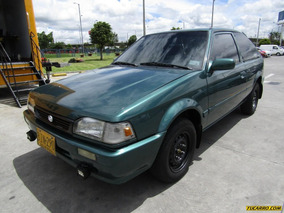Mazda 323 I Coupe Mt 1300cc