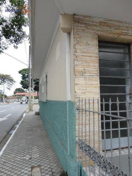 Casa Para Alugar, 154 M² Por R$ 5.000,00/mês - Centro - São José Dos Campos/sp - Ca1528