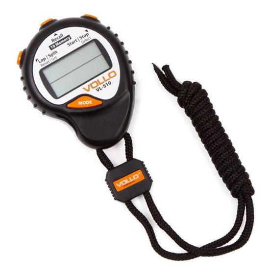 Cronômetro Vollo Vl510 Profissional Alarme Relógio Desperta