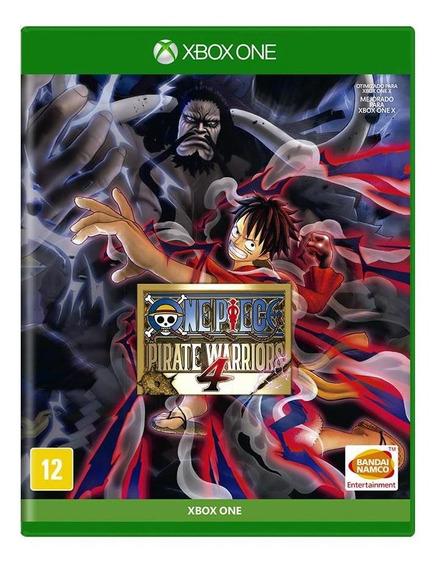 One Piece Pirate Warriors 4 Xbox One Mídia Física Lacrado