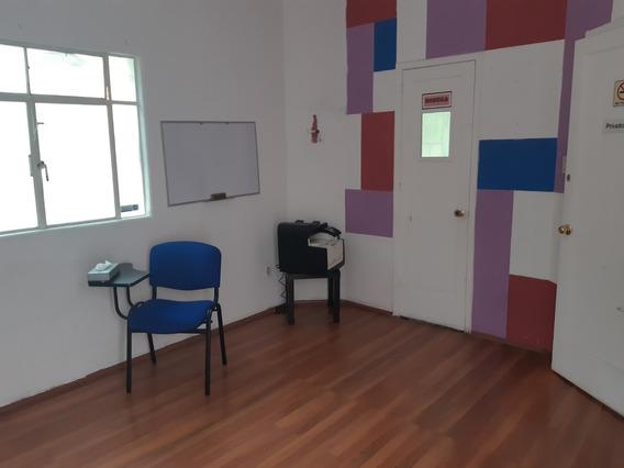 Casa Uso De Suelo Oficinas 3 Pisos Excelente Ubicacion