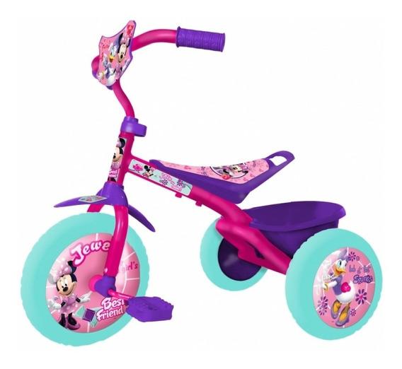 Triciclo Mid Minnie Licencia Oficial